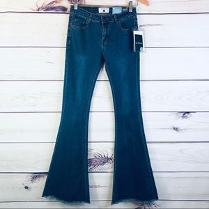 Flare Jeans Skin 5 Medium Wash NWT by AC FOR AG
